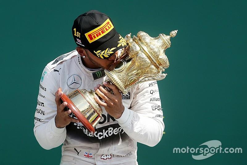 Hamilton elképesztő esős F1-es statisztikája: még hogy nem tud vezetni az esőben?