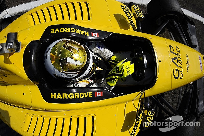 Hargrove confirmed for three more races with Pelfrey