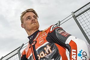 MotoGP Interview Chaz Davies - Pourquoi pas le MotoGP, mais avec la bonne moto