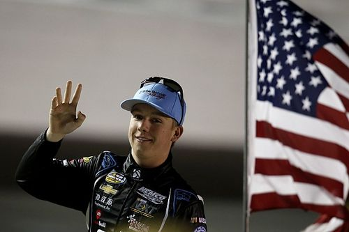 Teenaged phenomenon Nemechek heads Truck points into Kansas