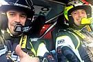 Pollara - Princiotto su Peugeot 208 cercano esperienza al Rally del Friuli