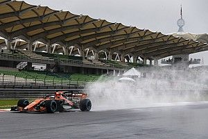 Live: Follow Malaysian GP practice as it happens