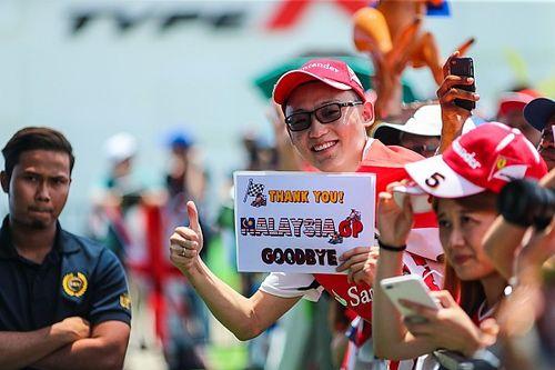 GALERI: Suasana Sabtu di GP Malaysia