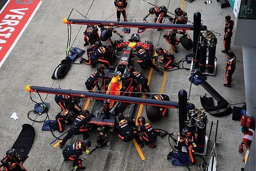 Malezya GP'sinin en hızlı pit stopu Red Bull'dan geldi