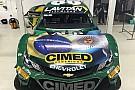 Stock Car Brasil Em volta da Stock à Argentina, Cimed usa pintura especial