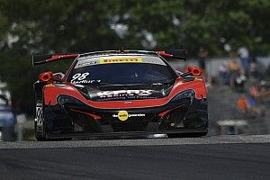 K-PAX withdraws Hedlund's McLaren from GTA class