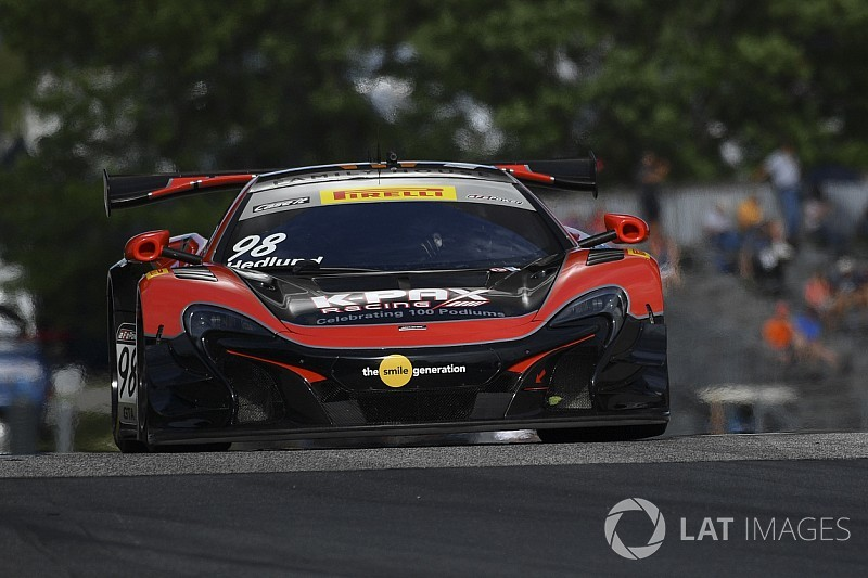 K-PAX withdraws Hedlund's McLaren from GTA class