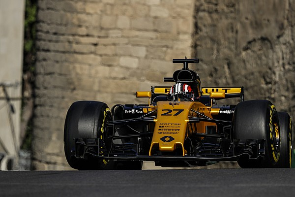 Formule 1 Réactions Faute coûteuse pour Hülkenberg dans le top 5