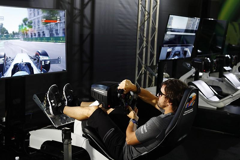 Формула 1 покажет документальный фильм про свой киберчемпионат