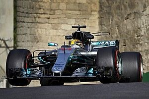 GP Azerbaijan: Mercedes di depan Ferrari, Hamilton cetak pole position