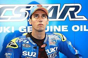Membuat Petrucci dikalahkan Rossi, Rins meminta maaf