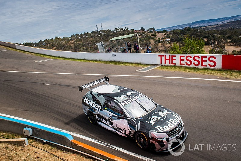 Aero tests could determine V6 Supercar debut