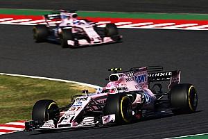 F1 Noticias de última hora Ocon necesita aprender de Pérez, dicen en Force India