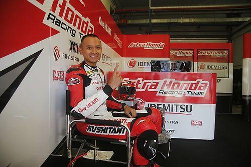 Belum menyerah, Dimas Ekky kembali targetkan podium