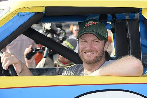 "Dale Jr. fails to win Talladega but still had ""a hell of a weekend"""