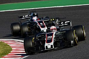 Haas says second F1 season harder than the first