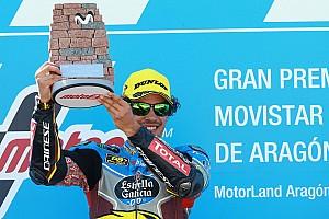 Moto2 Résumé de course Une victoire pour Morbidelli et surtout une bouffée d'oxygène au général