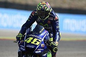 Belum sepenuhnya fit, Rossi akui akan kesulitan di Motegi