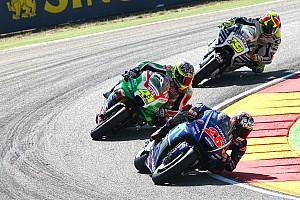 MotoGP Réactions Viñales en difficulté dès le début du Grand Prix d'Aragón