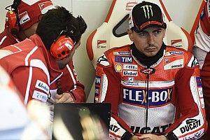 Peluang menang, Lorenzo: Sulit, tapi bisa terjadi