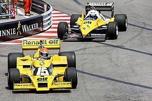 Все машины Renault, которые выходили на старт в Формуле 1