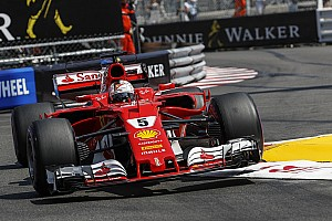 Formula 1 Gara GP di Monaco: Vettel vince, la Ferrari celebra una storica doppietta