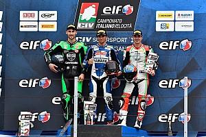 Gabellini leader con una vittoria ed un secondo posto a Misano