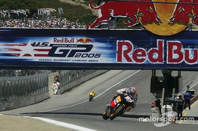"Laguna Seca 2005: The day Nicky Hayden was ""unbeatable"""