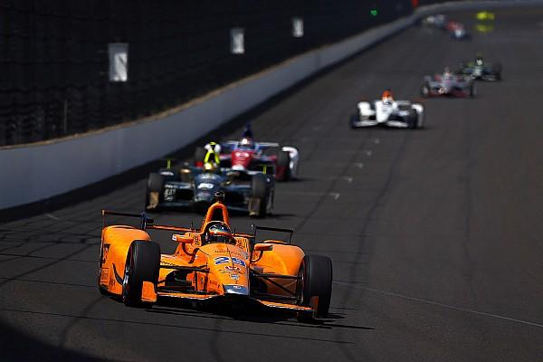 IndyCar Noticias de última hora Vídeo: Alonso, 12º en el último día de prácticas antes del 'Carb Day'