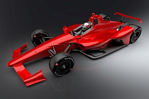 IndyCar Breaking news Frye finalizing test plans for two 2018 IndyCars