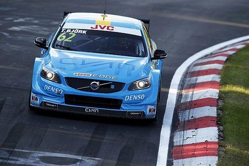 Nurburgring WTCC: Bjork wins Race 1, Monteiro suffers puncture