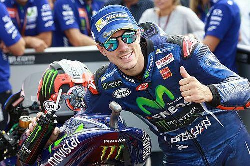 De startopstelling voor de Grand Prix van San Marino