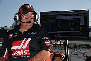 "Tony Gibson's goal with Harvick this weekend: ""Don't screw it up"""