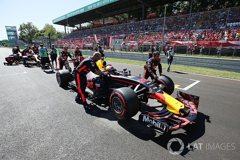 Red Bull expecting more engine penalties