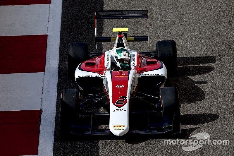 F3 and Formula Renault frontrunners headline GP3 test entry list