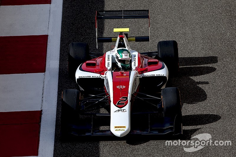 F3 and Formula Renault frontrunners headline GP3 test entry list