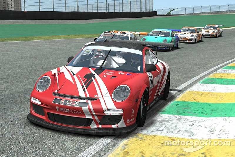 Live sim racing: SRVN Porsche Cup op Spa-Francorchamps