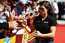 "NASCAR Cup Patrick: ""I have never felt pressure as a female"