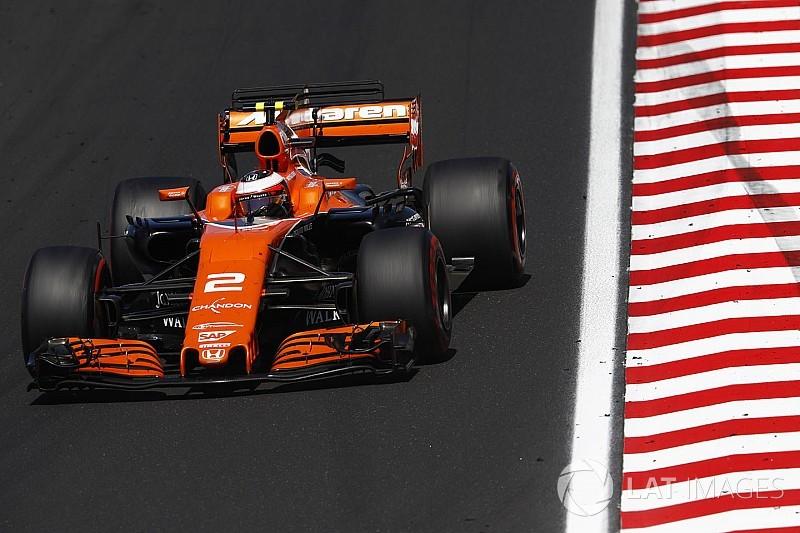 【F1】ホンダ、ベルギーGPにアップグレード版PUを持ち込む