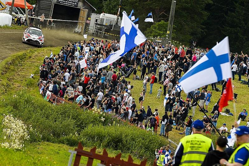 WRC Rallye Finnland: Zeitplan, Route, Livestream