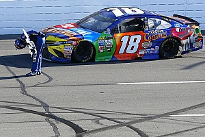 NASCAR Cup Rennbericht NASCAR in Pocono: Kyle Busch erringt 1. Saisonsieg 2017