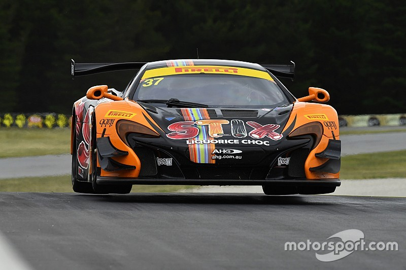 Highlands Australian GT: Quinn wraps up title