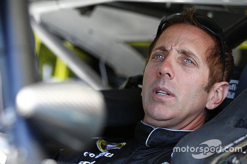 "Greg Biffle's NASCAR Truck Series return ""a bit intimidating"""