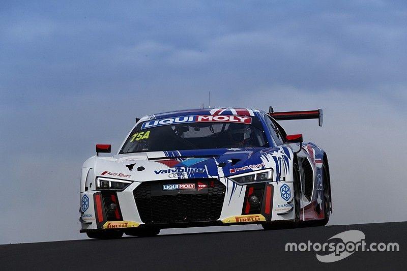 Tander, van der Linde locked in for Audi Bathurst charge