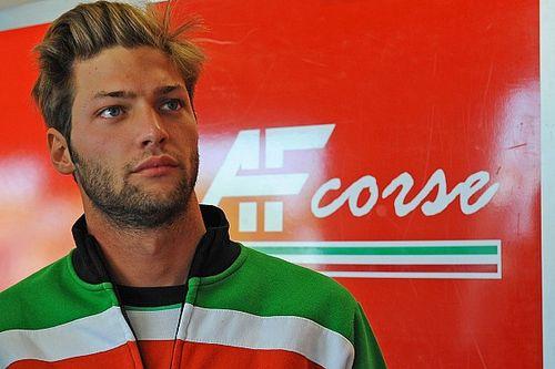 Giorgio Roda con Kessel Racing alla Gulf 12 Hours di Abu Dhabi