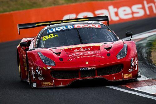 Bathurst 12 Hour: Vilander leads as Long and Engel trade blows