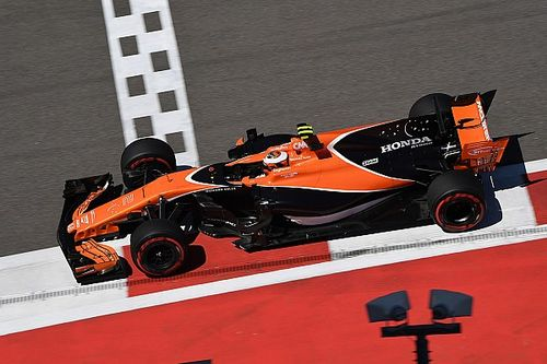 Vandoorne column: Russia finish a small boost for McLaren
