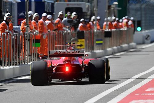 Formel 1 2017 in Sochi: Ergebnis, 1. Training