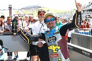 Morbidelli hizo historia en Austin y apunta al título de Moto2