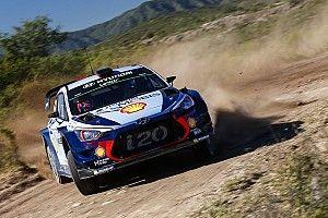 WRC Argentinië: Neuville verkleint gat na problemen Evans